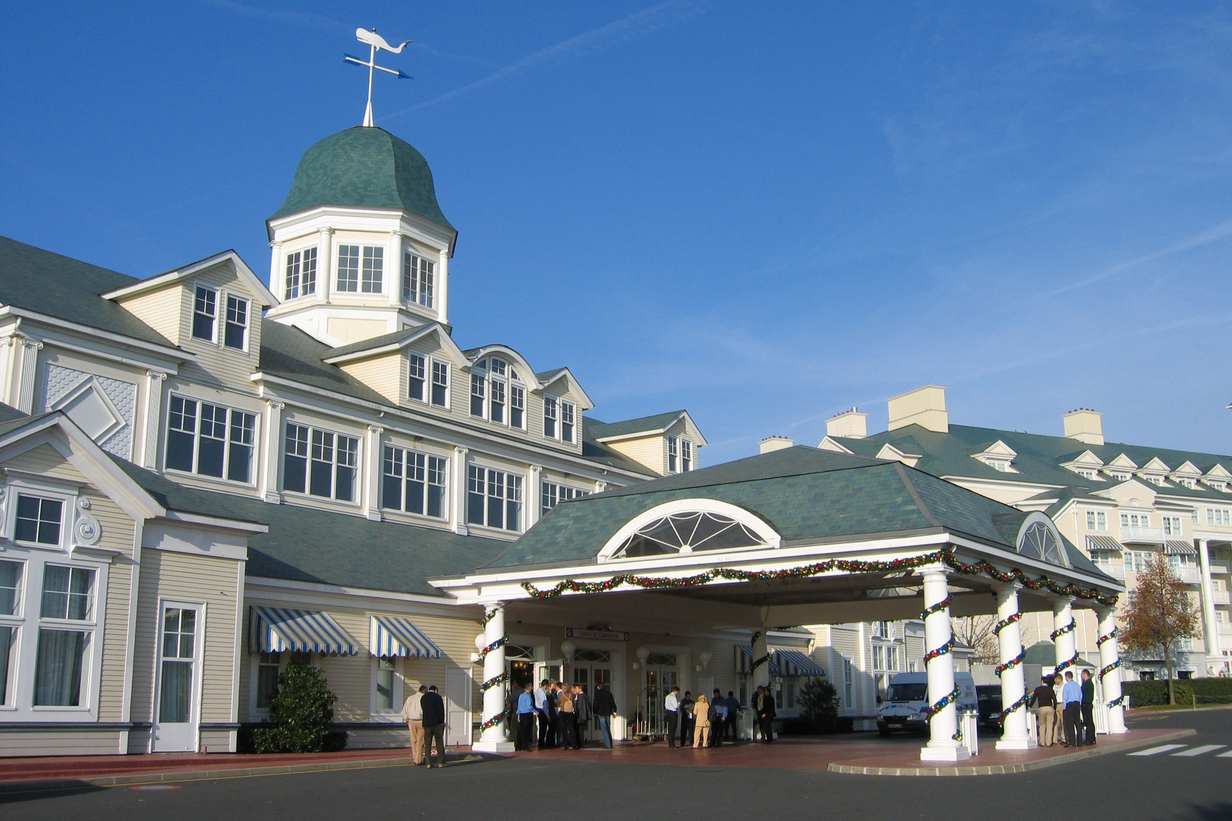 Disney Newport Bay